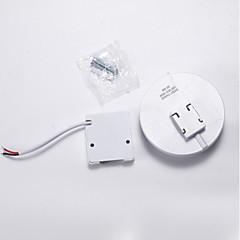 abordables Luces de Interior-1pc 9 W 850 lm lm 48 Cuentas LED Fácil Instalación Luces LED Descendentes Blanco 85-265 V Hogar / Oficina / Dormitorio / Pasillo / Escaleras