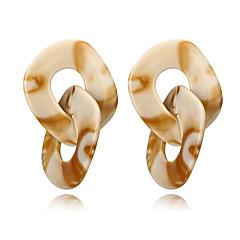 preiswerte Ohrringe-Damen Tropfen-Ohrringe - Kreativ Retro, Ethnisch Blau / Leicht Grün / Dunkelgrün Für Party Zeremonie