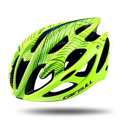 abordables Cascos-CAIRBULL Adulto Casco de bicicleta 21 Ventoleras EPS, PP (Polipropileno) Deportes Ciclismo / Bicicleta - Rojo / Verde / Azul Unisex