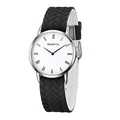 お買い得  大特価腕時計-男性用 リストウォッチ クォーツ カジュアルウォッチ シリコーン バンド ハンズ キャンディ ファッション イエロー レッド グリーン 1年間 電池寿命 / SSUO LR626