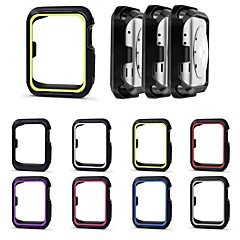 abordables Fundas para Apple Watch-Funda Para Apple Apple Watch Series 1 Silicona Apple