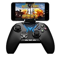 お買い得  ビデオゲーム用アクセサリー-ワイヤレス ゲームコントローラ 用途 Android / PC / iOS 、 パータブル / クール ゲームコントローラ ABS 1 pcs 単位