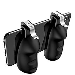 preiswerte Zubehör für Videospiele-Kabellos Gamecontroller Für Android / iOS . Gamecontroller Metal 1 pcs Einheit