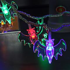 abordables Tiras de Luces LED-5 m Cuerdas de Luces 40 LED Multicolor Nuevo diseño / Decorativa / Cool 220-240 V 1 juego