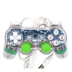 preiswerte Zubehör für Computerspiele-T-706L T Mit Kabel Joystick Controller Griff Für PC . Tragbar / Cool Joystick Controller Griff ABS 1 pcs Einheit