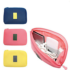 cheap Travel Bags-Travel Bag Fast Dry / Ultra Light Fabric / Travel Storage USB Cable / Cell Phone Terylene Traveling