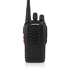 abordables Walkie Talkies-radio de dos vías baofeng® bf-888s walkie talkie 3 km-5 km 4000 mah 5w