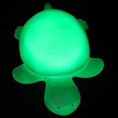 abordables Lámparas LED Novedosas-1pc Luz de noche LED Cambiar Pilas AA alimentadas Nuevo diseño / Cool Batería