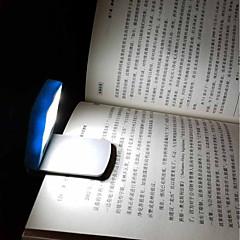 preiswerte Ausgefallene LED-Beleuchtung-brelong 1 stück tragbare augenschutz leseclip nachtlicht