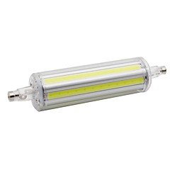 preiswerte LED-Birnen-1pc 9 W 650 lm R7S LED Mais-Birnen T 6 LED-Perlen COB Urlaub Warmes Weiß / Weiß 85-265 V