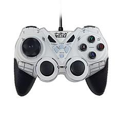 preiswerte Zubehör für Computerspiele-WE-8400 Mit Kabel Joystick Controller Griff Für PC . Tragbar / Cool Joystick Controller Griff PVC 1 pcs Einheit