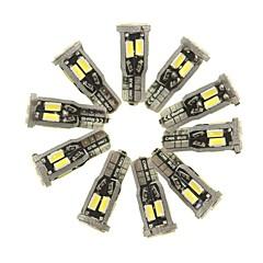 Недорогие Освещение салона авто-SENCART 10 шт. T10 Автомобиль Лампы 5 W SMD 5630 800 lm 10 Светодиодная лампа Внутреннее освещение Назначение Дженерал Моторс Все года