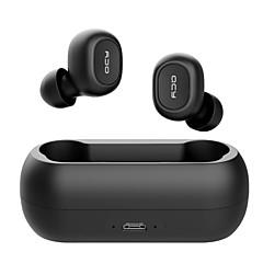 preiswerte Headsets und Kopfhörer-QCY Im Ohr Kabellos / Bluetooth Kopfhörer Wasserdichte Hülle / Kopfhörer Neopren / POLY Handy Kopfhörer Mini / Stereo / Mit Mikrofon Headset