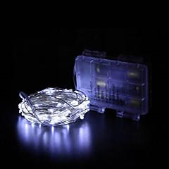 preiswerte LED Lichtstreifen-brelong fernbedienung 8 funktion 100 licht wasserdichte kupferdraht lampe 1 stück