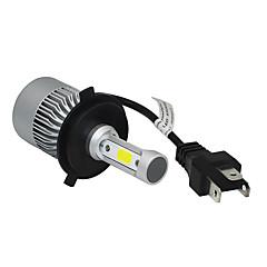 voordelige Autokoplampen-1pcs h4 40w geleid koplamp vw h4 geleide hoge dimlicht h4 LED lamp h4 geleid conversie lamp