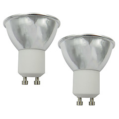 preiswerte LED-Birnen-2pcs 3.5 W 250-270 lm GU10 LED Spot Lampen 1 LED-Perlen COB Warmes Weiß / Kühles Weiß 220-240 V / 110-120 V