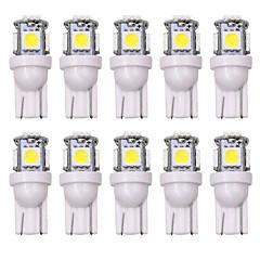 Недорогие Освещение салона авто-SO.K 10 шт. T10 Автомобиль Лампы 5 W 160 lm Светодиодная лампа Внутреннее освещение