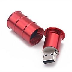 preiswerte USB Speicherkarten-8GB USB-Stick USB-Festplatte USB 2.0 Metal Unregelmässig Kabellose Speichergräte