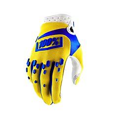 お買い得  カーアクセサリー-フルフィンガー 男性用 オートバイグローブ ナイロン繊維 高通気性 / 耐摩耗性 / 保護