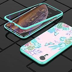 abordables Novedades-Nillkin Funda Para Apple iPhone XR / iPhone XS Max Antigolpes / Diseños Funda Trasera Mariposa Dura Vidrio Templado / ordenador personal para iPhone XR / iPhone XS Max
