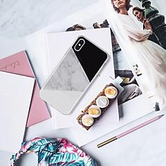 Недорогие Кейсы для iPhone 7-Кейс для Назначение Apple iPhone XR / iPhone XS Max С узором Кейс на заднюю панель Мрамор Мягкий ТПУ для iPhone XS / iPhone XR / iPhone XS Max