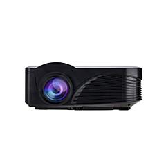お買い得  AV用アクセサリー-LED 4018+ LCD ミニプロジェクター LED プロジェクター 1200 lm その他のOS サポート 1080P (1920x1080) 50-100 インチ スクリーン / ±15°