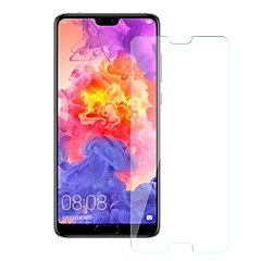 cheap Screen Protectors for Huawei-Screen Protector for Huawei Huawei P20 Tempered Glass 1 pc Front Screen Protector 9H Hardness / Scratch Proof