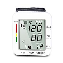Недорогие Забота о здоровье-Factory OEM Монитор кровяного давления LZX-W168 для Муж. и жен. Датчик / Легкий и удобный / Беспроводное использование