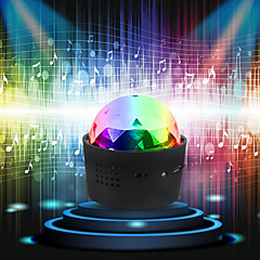 preiswerte Ausgefallene LED-Beleuchtung-YWXLIGHT® 1pc LED-Nachtlicht RGB USB Smart / Musik aktivierte LED Lampen / Geburtstag 5 V