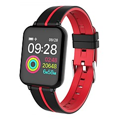 abordables Tech & Gadgets-KUPENG B57A Pulsera inteligente Android iOS Bluetooth Deportes Impermeable Monitor de Pulso Cardiaco Medición de la Presión Sanguínea Pantalla Táctil Podómetro Recordatorio de Llamadas Seguimiento
