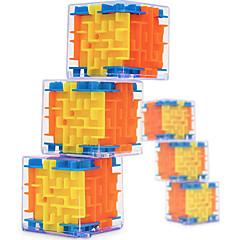 お買い得  マジックキューブ-マジックキューブ IQキューブ MoYu マニュアル スクランブルキューブ / フロッピーキューブ ストーンキューブ 1*3*3 スムーズなスピードキューブ マジックキューブ パズルキューブ 手作り 子供のための オフィスデスクのおもちゃ 子供 おもちゃ フリーサイズ ギフト
