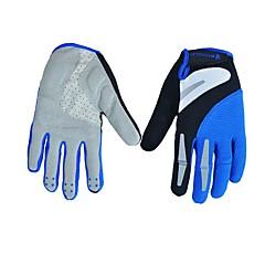 abordables Accesorios para Motos y Cuatriciclos-Dedos completos Hombre Guantes de moto Microfibra Transpirable / Resistencia al desgaste / A Prueba de Golpes