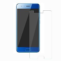 hesapli Yeni Gelenler-Ekran Koruyucu için Huawei Honor 9 Temperli Cam 1 parça Ön Ekran Koruyucu 9H Sertlik / Çizilmeye Dayanıklı