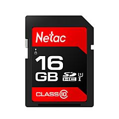 お買い得  メモリカード-Netac 16GB メモリカード UHS-I U1 / クラス10 p600