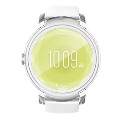 cheap Refurbished Watch-TicWatch WE11098 Smartwatch Android iOS Refurbished Bluetooth WIFI GPS Sports Waterproof Touch Screen Long Standby Timer Stopwatch Pedometer Call Reminder Sedentary Reminder / Alarm Clock / Compass