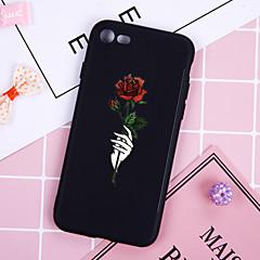 Недорогие Кейсы для iPhone 6-Кейс для Назначение Apple iPhone XR / iPhone XS Max С узором Кейс на заднюю панель Цветы Мягкий ТПУ для iPhone XS / iPhone XR / iPhone XS Max