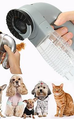 رخيصةأون -كلاب قطط التنظيف بلاستيك أمشاط فرش كاجوال / يومي رمادي 1