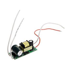 Недорогие Внутренние драйверы-85-265 V Пластик + + PCB Водонепроницаемый Обложка эпоксидные Источники питания 8 W