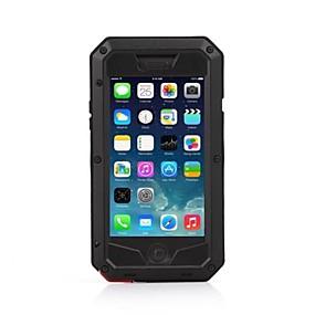 olcso iPhone tokok-Case Kompatibilitás Apple iPhone 7 / iPhone 7 Plus / iPhone 6 Plus Ütésálló / Porálló / Vízálló Héjtok Páncél Kemény Fém mert iPhone 7 Plus / iPhone 7 / iPhone 6s Plus