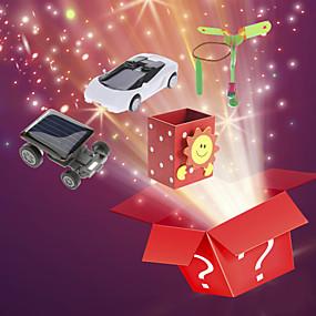 cheap Lucky Bag-3pcs Christmas Lucky Bag--Solar Powered Gadgets,Music Box,Flying Gadgets(Random Pattern)