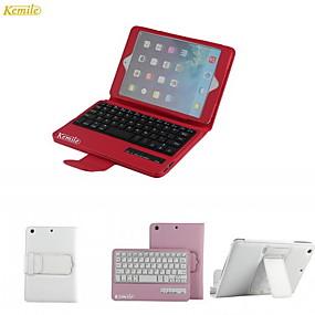 abordables Claviers pour iPad-Coque Pour Apple iPad 4/3/2 Couvercle de dos Mot / Phrase Dur PC pour Apple