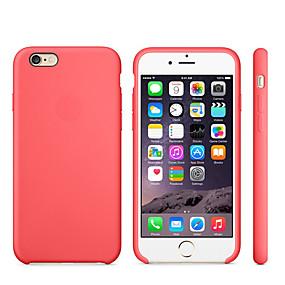 abordables Accessoires Apple-cas pour apple iphone xr xs xs max couverture arrière antichoc solide en silicone souple de couleur pour iphone x 8 8 plus 7 7plus 6s 6s plus se 5 5s