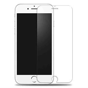 abordables Protections Ecran pour iPhone 6s / 6 Plus-Protecteur d'écran pour Apple iPhone 6s / iPhone 6 Verre Trempé 1 pièce Ecran de Protection Avant Haute Définition (HD) / Antidéflagrant / iPhone 6s Plus / 6 Plus