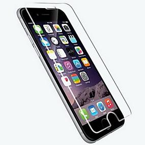 abordables Protections Ecran pour iPhone-OUKU Protecteur d'écran pour Apple iPhone 6s / iPhone 6 Verre Trempé 1 pièce Ecran de Protection Avant Haute Définition (HD) / Dureté 9H / Antidéflagrant / iPhone 6s / 6