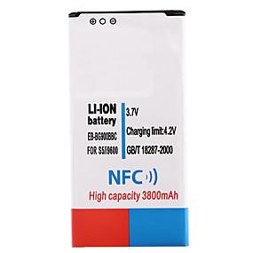 Недорогие Батареи для Samsung-4000 mAh Назначение Внешняя батарея Power Bank Назначение 1 A Назначение Зарядное устройство Кейс со встроенной батареей для Samsung LED