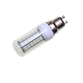 זול נורות תירס לד-SENCART 4 W נורות תירס לד 3000-3500/6000-6500 lm E14 G9 GU10 56 LED חרוזים SMD 5730 דקורטיבי לבן חם לבן קר 220-240 V 110-130 V / RoHs