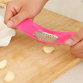 billiga Köksredskap och -apparater-kök vitlök press vitlök krossar chopper cutter matlagningsverktyg