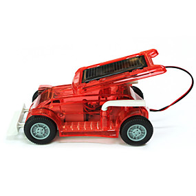 cheap Toy & Game-Toy Car Solar Powered Toy Display Model Solar Powered DIY Plastic ABS Kid's Boys' Girls' Toy Gift 1 pcs