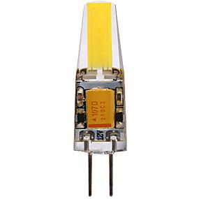 abordables Luces LED de Doble Pin-ywxlight® g4 1505 2.5w 250lm led bi-pin light warm white cool white natural white 360 luces de ángulo de foco reflector dc 24v ac 24v ac 12v
