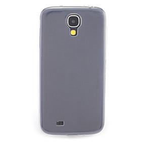 Недорогие Чехлы и кейсы для Galaxy S5 Mini-Кейс для Назначение SSamsung Galaxy S7 edge plus / S7 edge / S7 Прозрачный Кейс на заднюю панель Однотонный ТПУ
